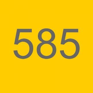 Gold 585