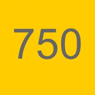 Gold 750